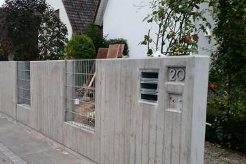 Garten - Pflaster & Beton