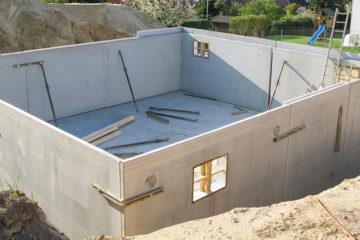 Kellerbau & Kellersanierung